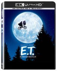 E.T. Mimozemšťan   (2 disky) - Blu-ray + 4K ULTRA HD