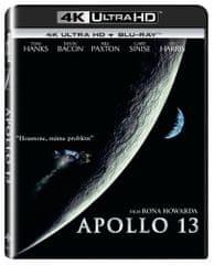 Apollo 13  (2 disky) - Blu-ray + 4K ULTRA HD