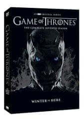 Hra o trůny / Game of Thrones - 7. série (4DVD)   - DVD