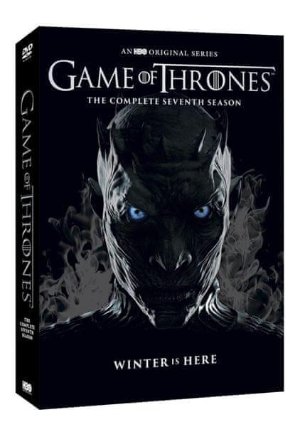 Hra o trůny / Game of Thrones - 7. série (4DVD) - DVD