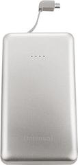 Intenso prenosna baterija S10000 SLIM, srebrna