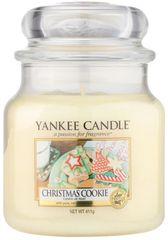 Yankee Candle Classic stredná Christmas Cookie 411 g