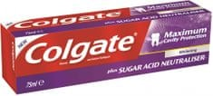 Colgate Maximum Cavity Protection Whitening zubní pasta 75 ml