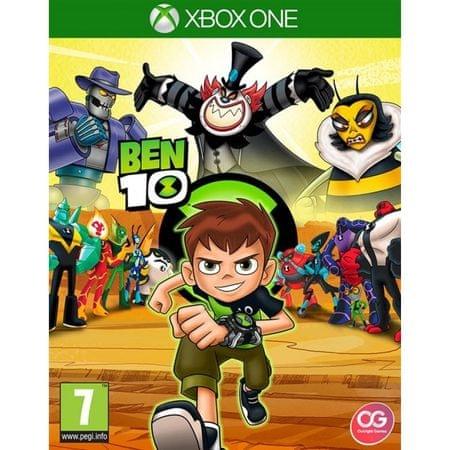 Outright Games igra BEN 10 (Xbox One)