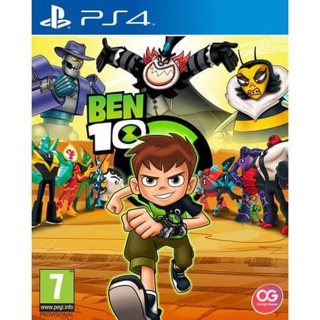 Outright Games igra BEN 10 (PS4)