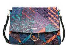 Desigual ženska ročna torbica večbarvna Amberes Maxi Erika