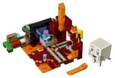 LEGO Minecraft 21143 Portal do Netheru