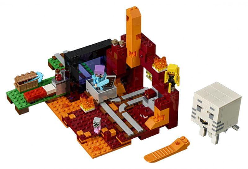 LEGO® Minecraft 21143 Podzemní brána