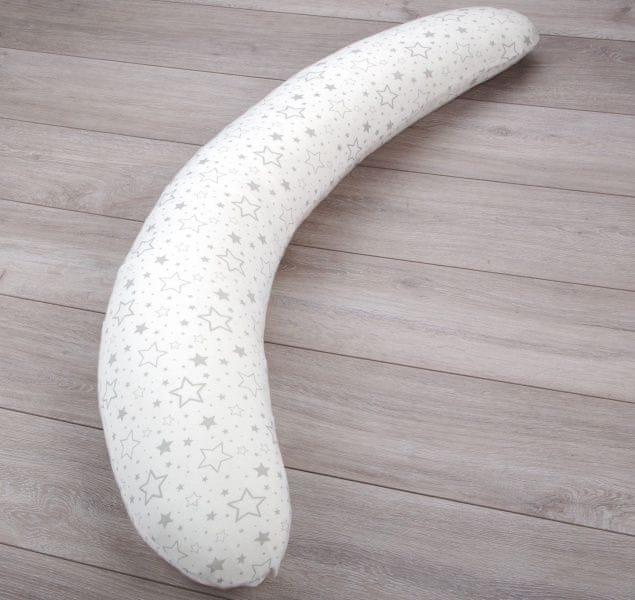 CuddleCo polštář z paměťové pěny Polka Dots