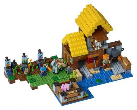 LEGO Minecraft 21144 Hiša na farmi