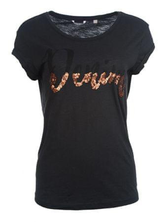 Mustang dámské tričko S čierna