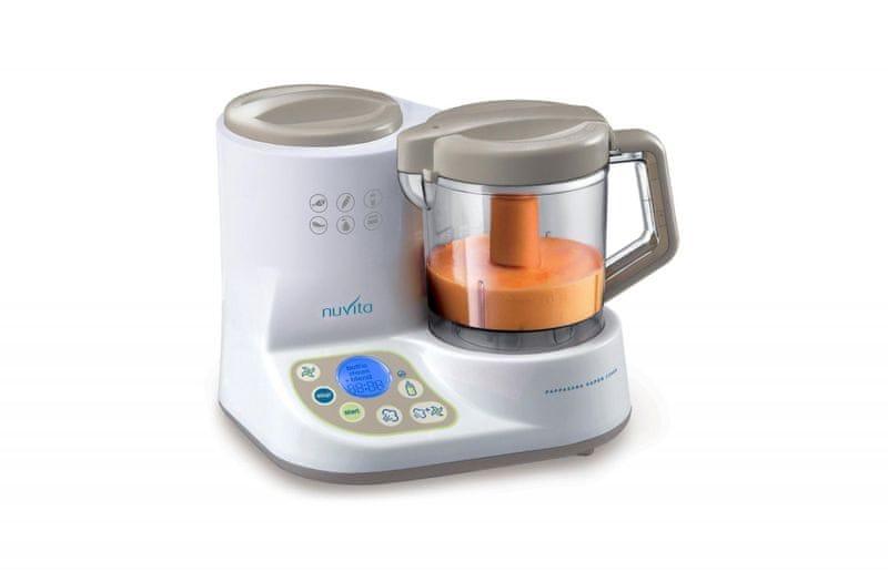 CuddleCo Robot + ohřívač lahví + sterilizátor