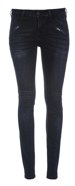 Mustang dámské jeansy Jasmin 27 32 tmavě modrá 7d061e1ec1