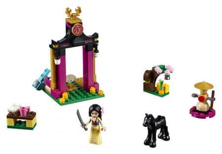 LEGO Disney Princess 41151 Mulan a její tréninkový den