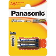 PANASONIC Alkaline Power AAA LR03 2BP