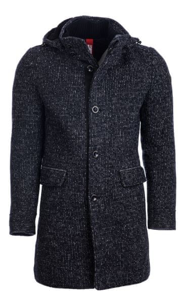 s.Oliver pánský kabát XL modrá