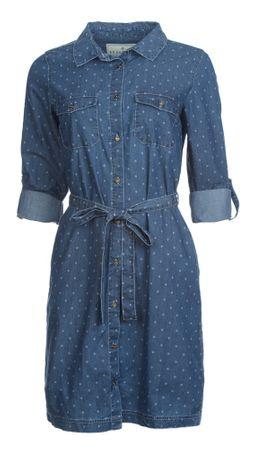 Brakeburn ženska obleka L modra