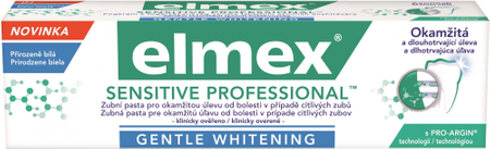 Elmex Sensitive Professional Whitening fogkrém 75 ml