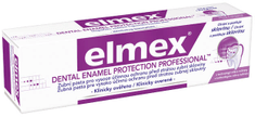 Elmex Dental Enamel Protection Professional zubní pasta 75 ml