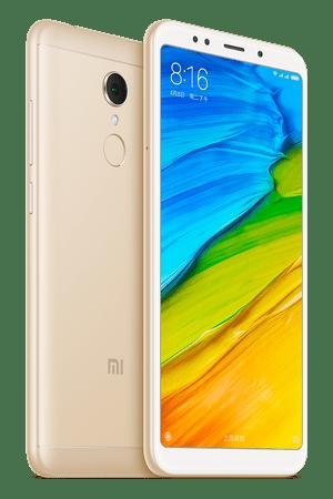 Xiaomi Redmi 5 3GB/32GB, Dual SIM, Global Version, zlatý
