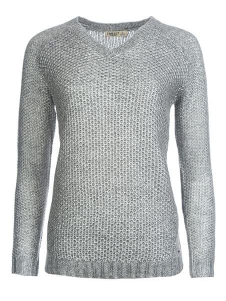 Timeout dámský svetr XS šedá