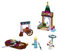 LEGO Disney Princess 41155 Elsa piaci kalandja