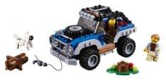 LEGO Creator 31075 Dogodivščine v divjini