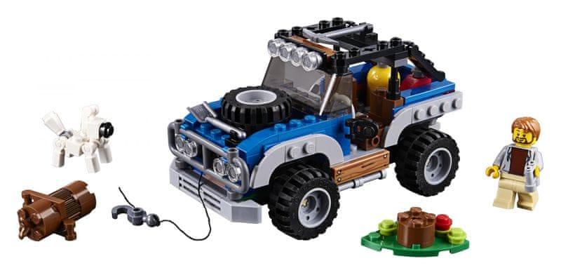 LEGO® Creator 31075 Dobrodružství ve vnitrozemí