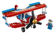 LEGO Creator 31076 Daredevilovo akrobacijsko letalo