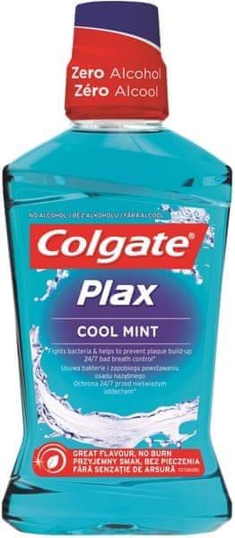 Colgate Plax Multi Protection Cool Mint ústní voda 500 ml