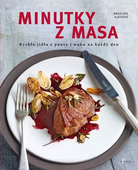 Iliesová Angelika: Minutky z masa