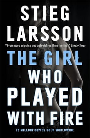 Larsson Stieg: The Girl Who Played With Fire