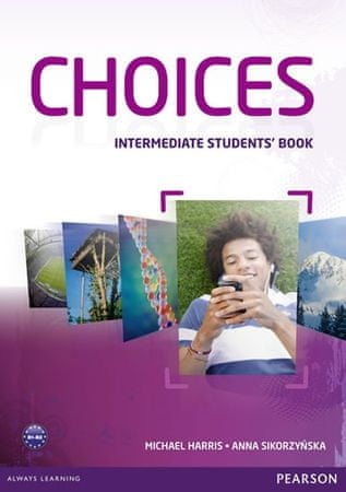 Harris Michael: Choices Intermediate Students´ Book