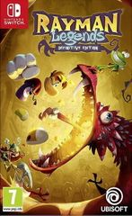 Ubisoft Rayman Legends Definitive Edition (NSW)