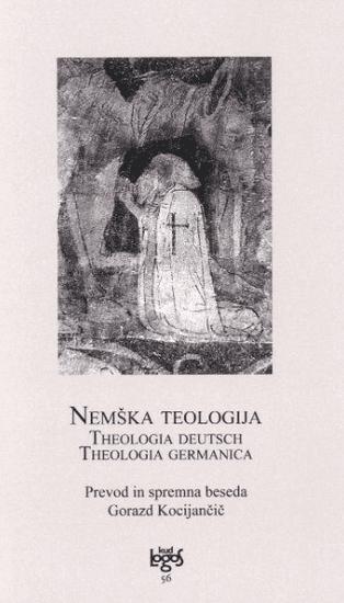 Gorazd Kocijančič: Nemška teologija