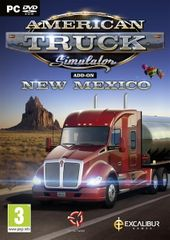 Excalibur Publishing American Truck Simulator New Mexico (PC)