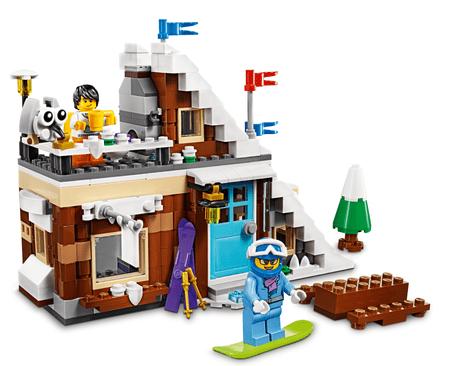 LEGO Creator 31080 Ferie zimowe