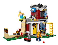 LEGO Creator 31081 Modularna deskarska hiša