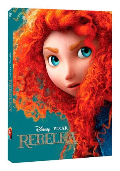 Rebelka (Disney Pixar edice) - DVD