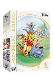 Medvídek Pú kolekce 4DVD    - DVD
