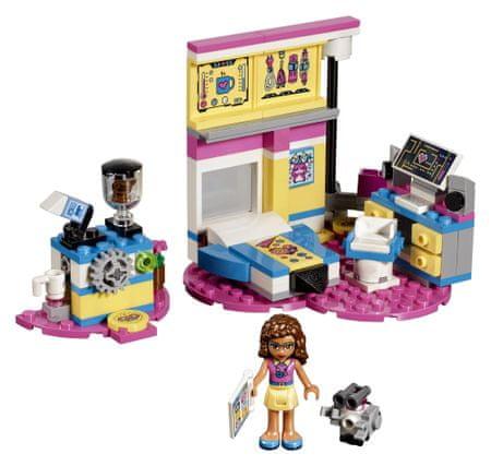 LEGO Friends 41329 Olivijina razkošna spalnica