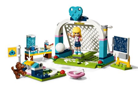 LEGO Friends 41330 Stephanijin trening nogometa