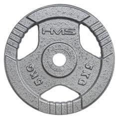HSM utežna plošča, 5 kg