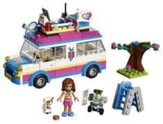 LEGO Friends 41333 Olivijno vozilo za naloge