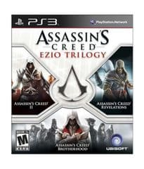 Ubisoft Assassin's Creed: Ezio Trilogy (PS3)