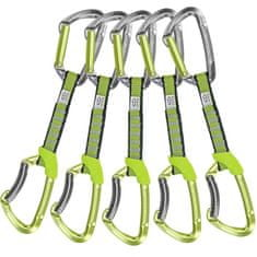 Climbing technology 5X Lime Set NY 12cm Green/Grey