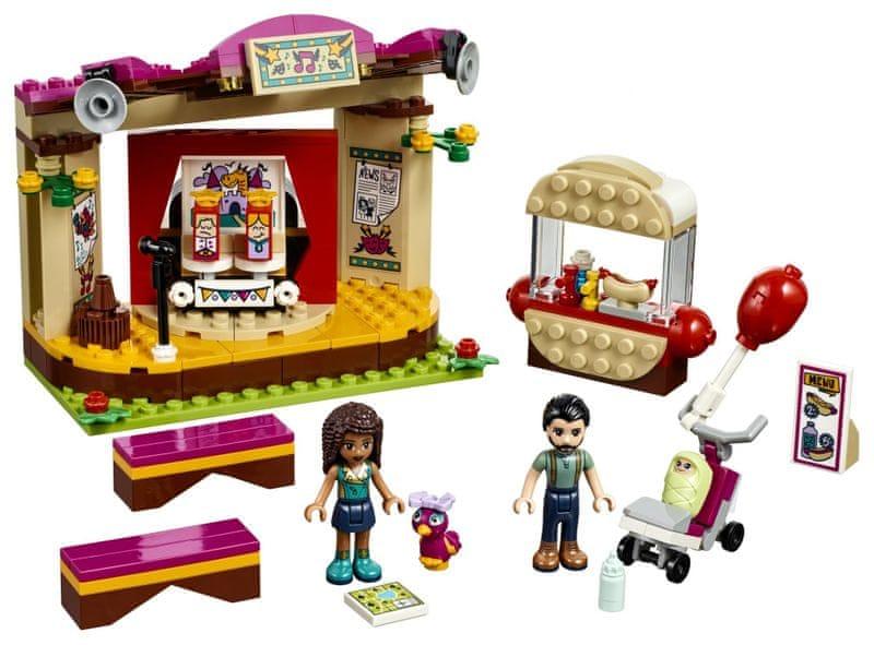 LEGO® Friends 41334 Andrea a její vystoupení v parku