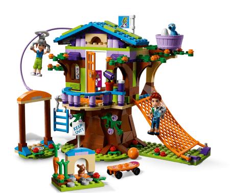 LEGO Friends 41335 Mijina hišica na drevesu