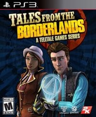 2K games Tales from the Borderlands: A Telltale Games (PS3)