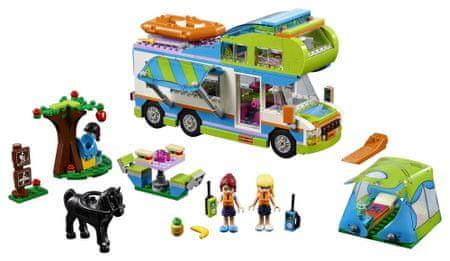 LEGO Friends 41339 Samochód kempingowy Mii